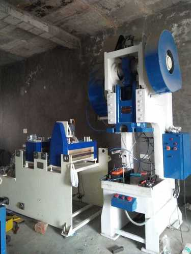 Single Cavity Aluminium Making Machine