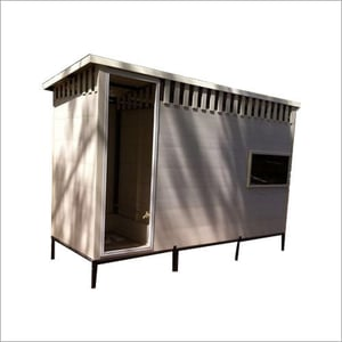 FRP Portable Security Cabin