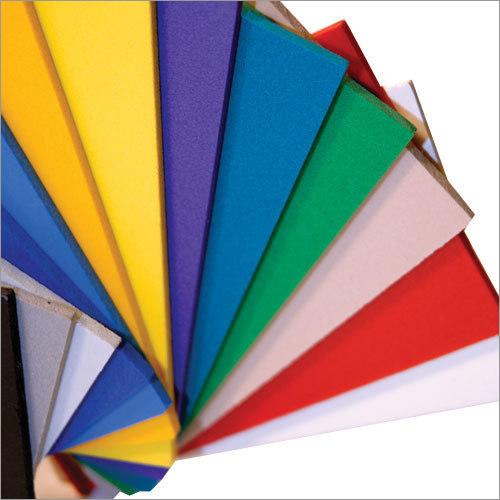 Colored PVC Sheet