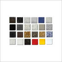 Acrylic Solid Surface Shade Card