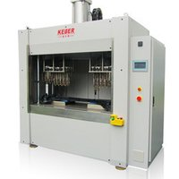 Automation in Heat Stacking Machine