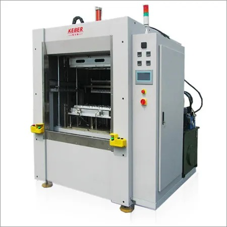 Automation in Hot Plate Welding machine