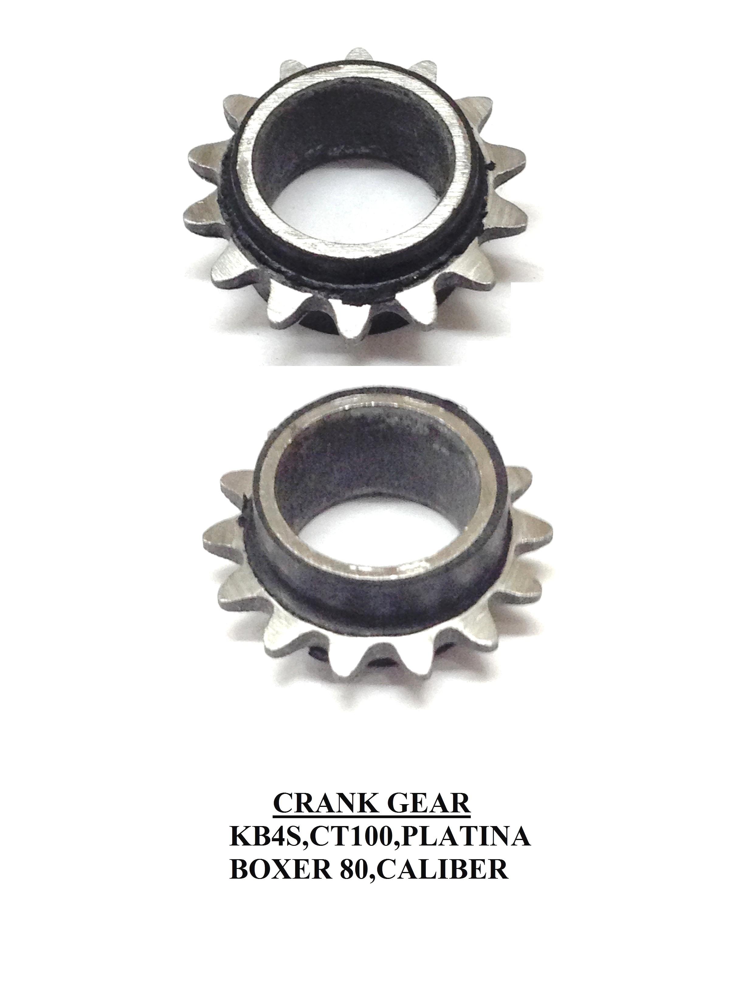 Crank Gear Kit