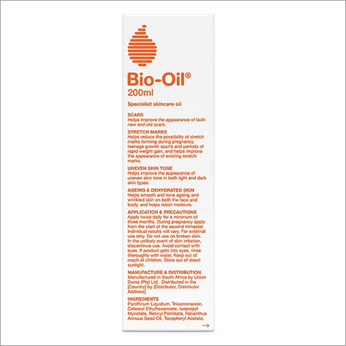 Bio Oil Essential