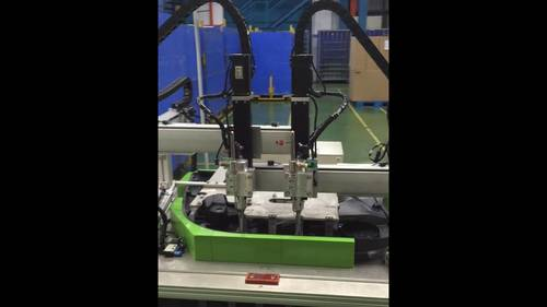 Automation in XYZ Robotic Welding Machine