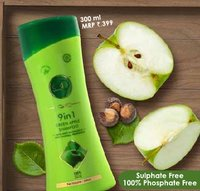 9 in 1 Green Apple Shampoo