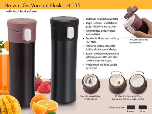 Brew N Go Vaccuum Flask