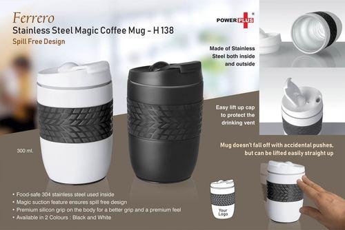 Stainless Steel Magic Cofffee Mug