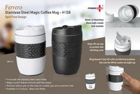 Stainless Steel Magic Cofffee Mug