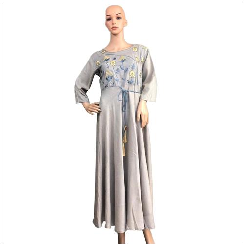 Ladies Long Gown