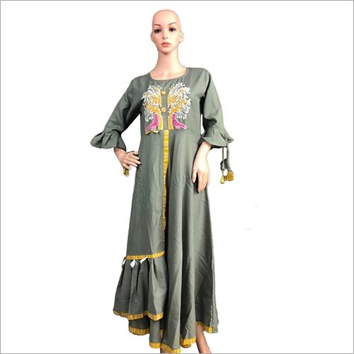 Ladies Trendy Gown