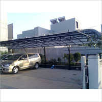 Tensile Parking Shed