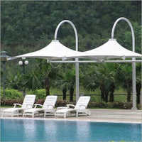 PVC Coated Tensile Structure