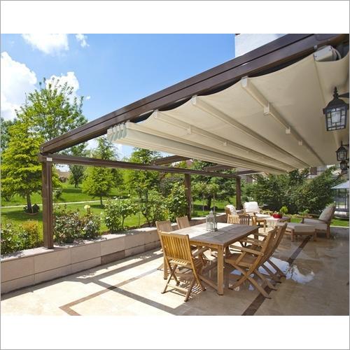 Tensile Retractable Roof