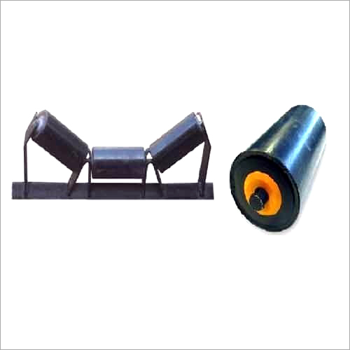 Angle Impact Idler Roller