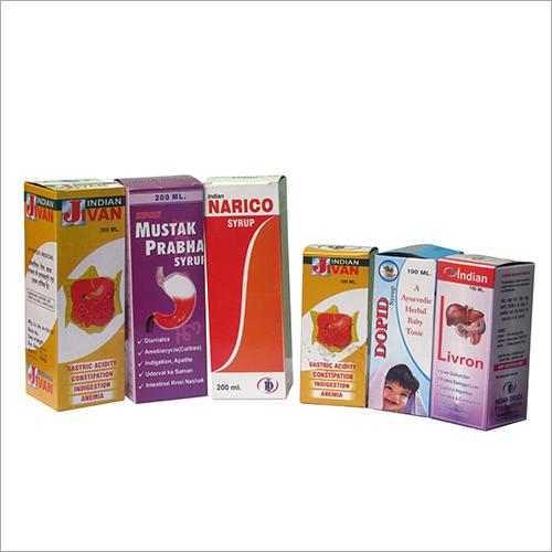 Medicine Boxes SBS+Lamination