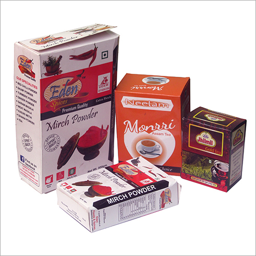 Tea & Masala Boxes