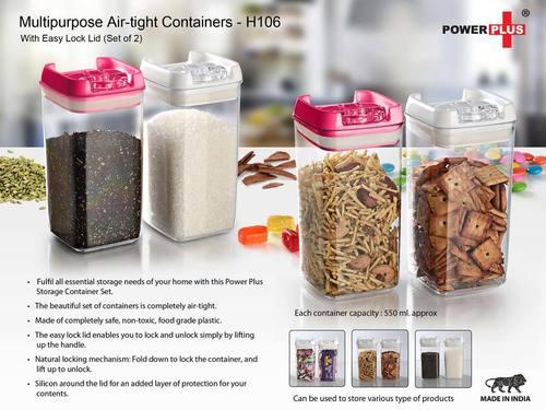 Multi Purpose Air Tight Container