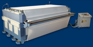 PLC Programming And Automation in cloth or lather staking Machine