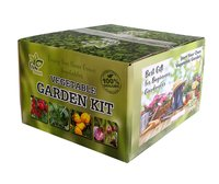 Vegetable Garden Kit Green Starter Kir