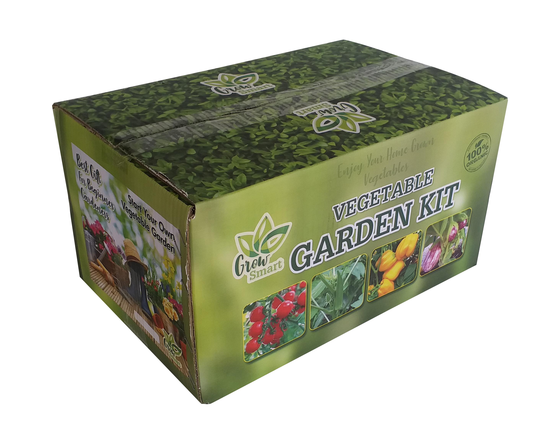 Terrace vegetable Garden Kit Green Starter Kit
