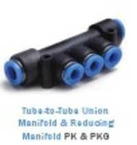 Tube to Tube Union Manifold & Reducing Manifold