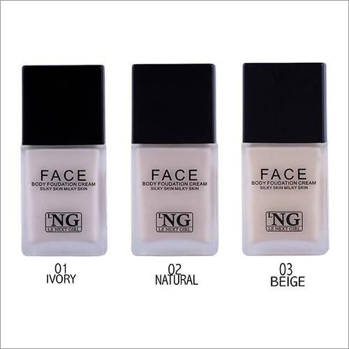 Face Body Foundation Cream
