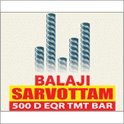 Balaji TMT Steel Bar