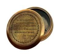 J.R.R. TOLKIEN compass