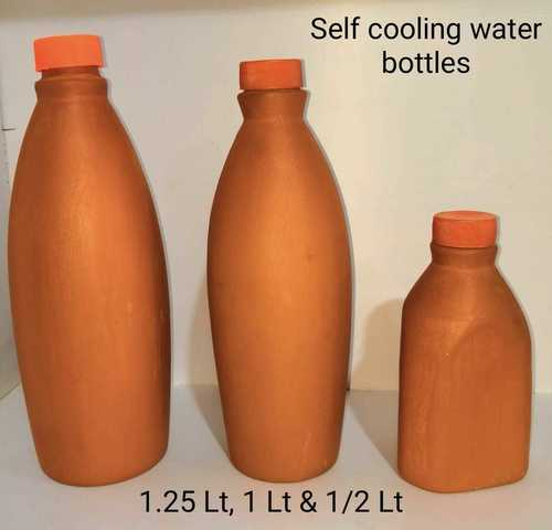 Water Bottles Terracota