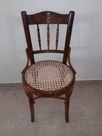 Wooden Irani Chair