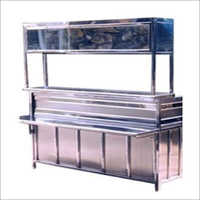 Fast Food Equipment and Counter