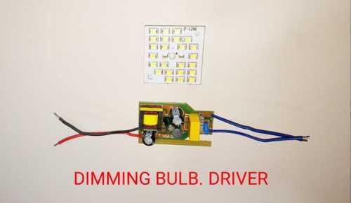 STEP DIMMING LED BULB DRIVER 12-6-2W