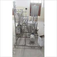 Pasteurizer Plant Skid Automatic