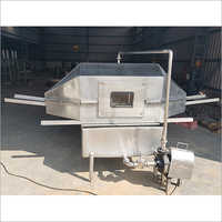 Crate Washer Single Stage
