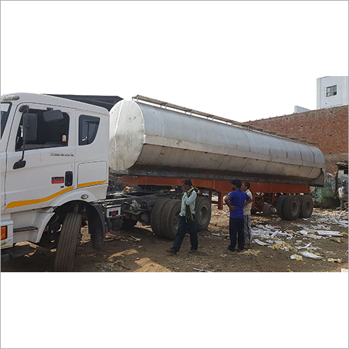 Road Milk Tank with Capacity (1500-40000)Litre