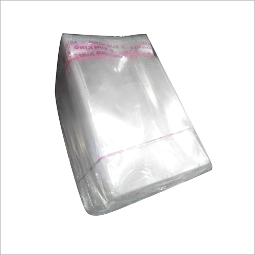 Plain BOPP Bag