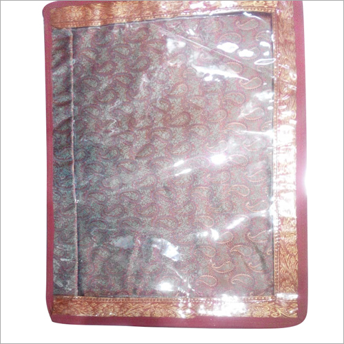 Plastic Saree Cover