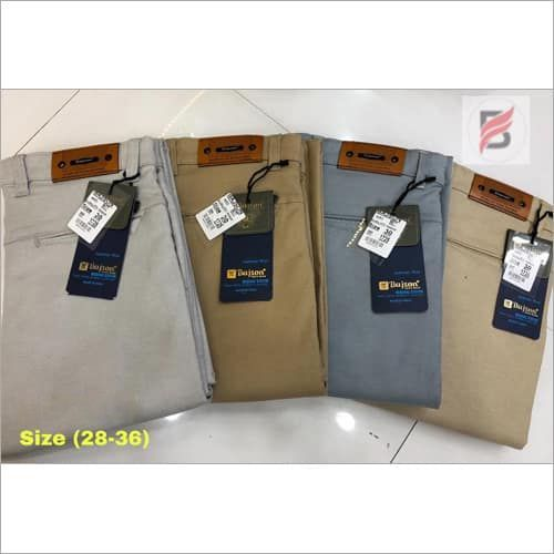 Gents Cotton Jeans