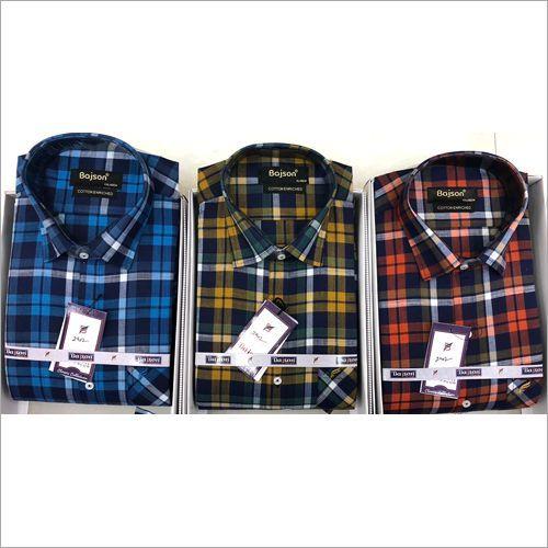 Formal Plain Cotton Shirt