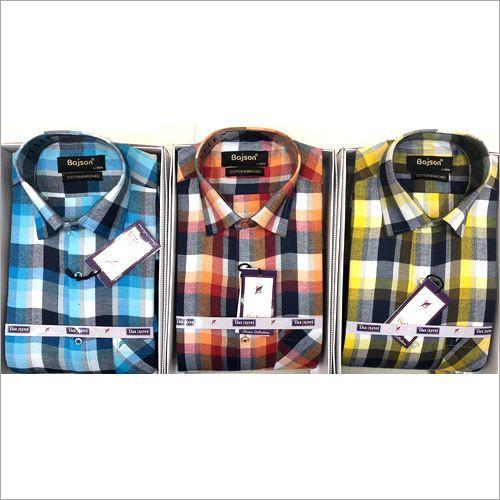 Plain Cotton Shirt