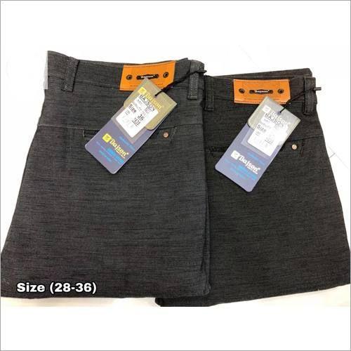 Formal Cotton Jeans Pant