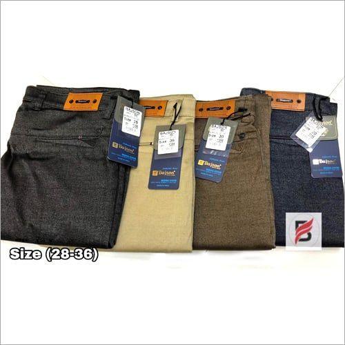 Cotton Jeans Pant