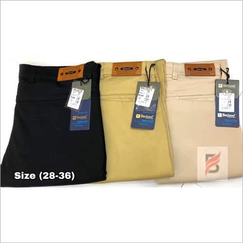 Colour Cotton Jeans