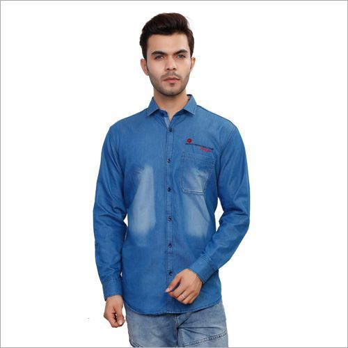 Gents Cotton Shirt