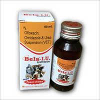 Ofloxacin, Ornidazole & Urea Suspension 60 mL