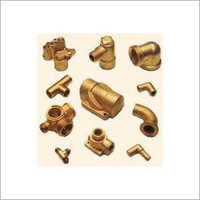 Brass Copper Forgings For Electrical Aluminum Transmission
