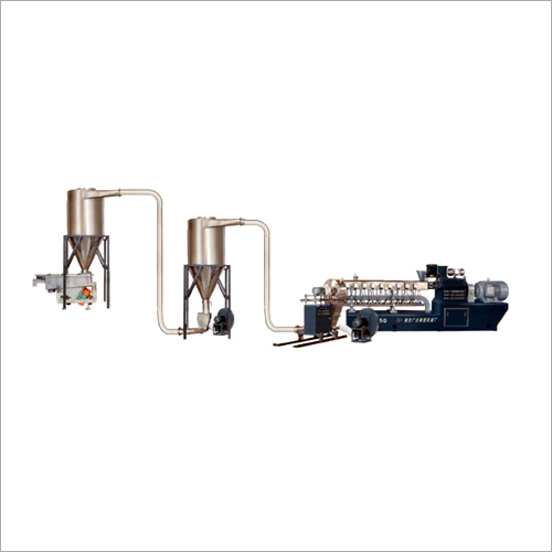 Air Cooling Hot Face Pelletizing Line
