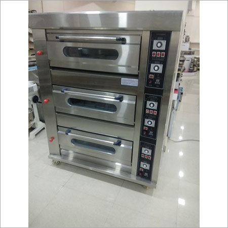 3 Dack 6tray Oven