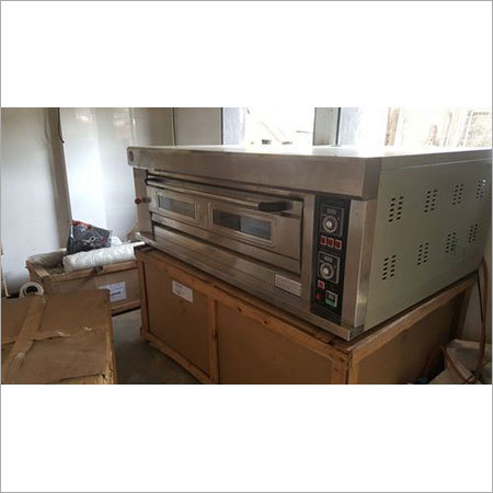 4 Tray Deck Oven